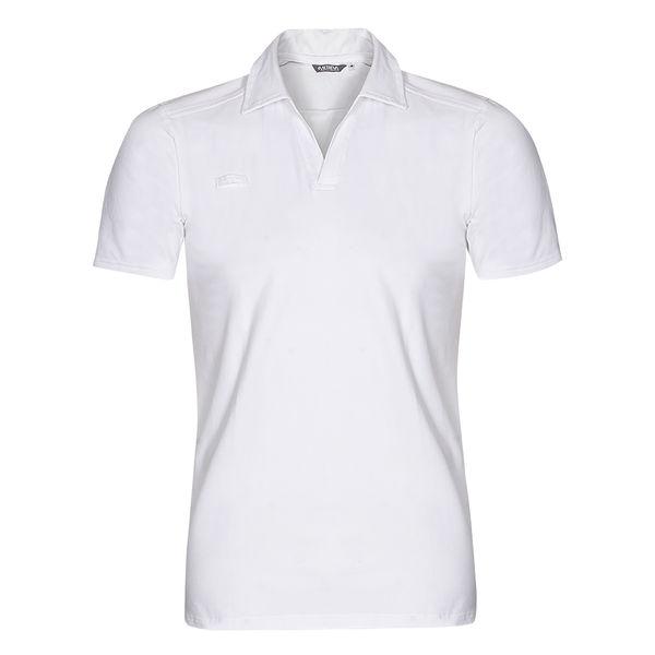 Bílá pánská polokošile TARANIS WHITE
