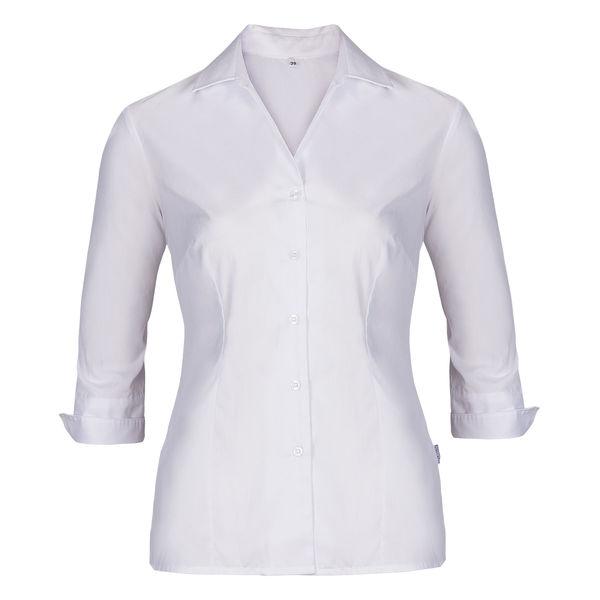 Dámská košile 3/4 rukáv DELIA NEW