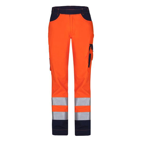 Kalhoty s  reflexními pruhy KELVIN