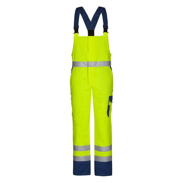 Oteplené laclové kalhoty s reflexními pruhy BLIZZARD