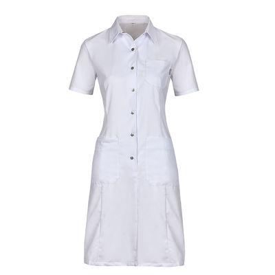 Bílé sesterské šaty GEMINI WHITE