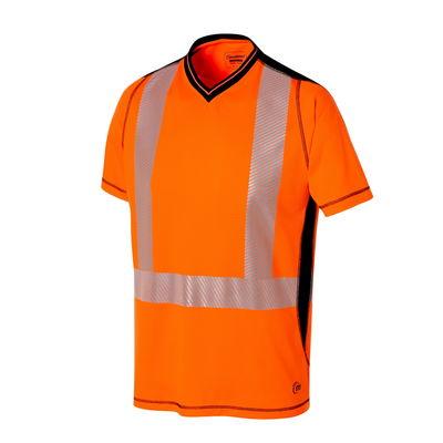 Hi-Vis triko s krátkým rukávem 4719999094