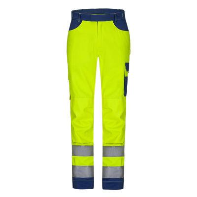 Kalhoty s latami a reflexními pruhy KELVIN+
