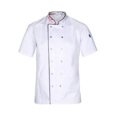 Kuchařský rondon s krátkým rukávem CALSONE
