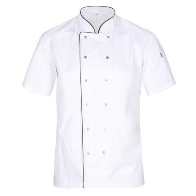 Kuchařský rondon s krátkým rukávem ROSSALINO
