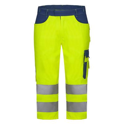 Letní 3/4 kalhoty s reflexními pruhy KANDELA
