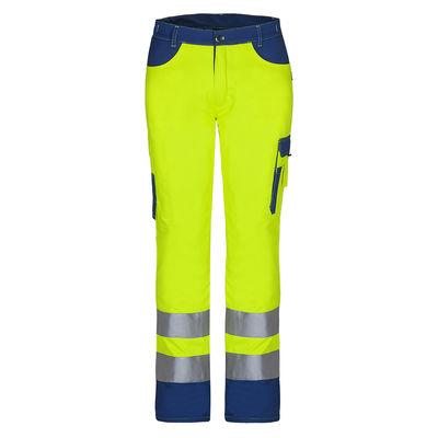 Oteplené kalhoty s reflexními pruhy TORNADO